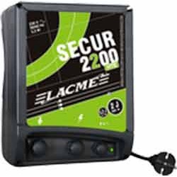 LACME - ELECTRIFICATEUR SECUR 2200 HTE – réf 606204
