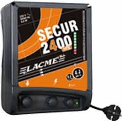 LACME - ELECTRIFICATEUR SECUR 2400 HTE – réf 606454
