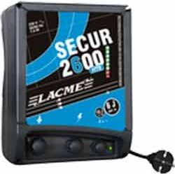 LACME - ELECTRIFICATEUR SECUR 2600 HTE – réf 607804