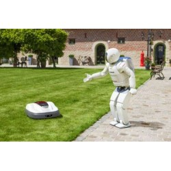 TONDEUSE ROBOT HONDA MIIMO 520