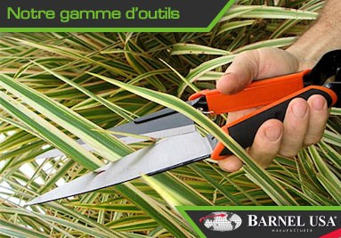 Notre gamme d'outils BARNEL USA